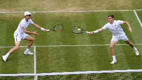 Murray and Skupski are out of Wimbledon.