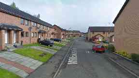 Kirkintilloch: Emergency services were called to Willowbank Gardens.