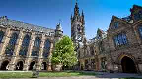 Donation: Glasgow University.