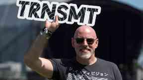 Glasgow: TRNSMT boss Geoff Ellis.