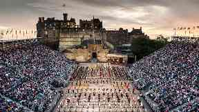Celebration: The Royal Edinburgh Military Tattoo.