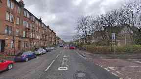 Glasgow: The thief targeted two women along Dumbarton Road.