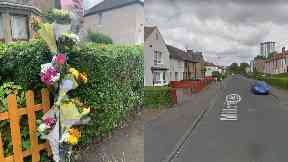Glasgow: The pensioner was struck while walking along Millbrix Avenue.