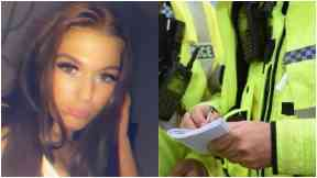 Search for teenage girl missing from home overnight