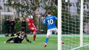 Lewis Ferguson scored a late winner.