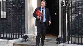 Alister Jack: New Scottish secretary attends first Cabinet meeting.