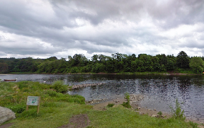 River Tay: Boy died after getting stuck in water.