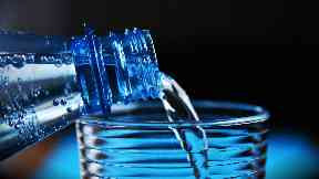 Stay hydrated: Drink plenty of water.