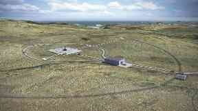 Space Hub Sutherland: Highlands and Islands Enterprise is leading the project.