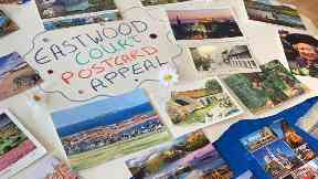 Appeal: Send your postcards to the care home.