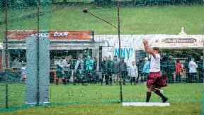 Highland Games: The cancellation will cost organisers £7000.