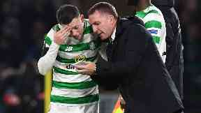Callum McGregor was wanted by former Celtic boss Brendan Rodgers.