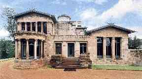 Holmwood House: The 160-year-old building has reopened to the public.