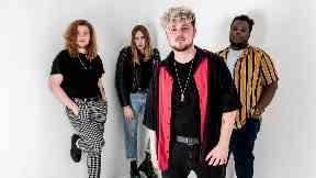 Indigo Velvet: The band will play Edinburgh's Summer Sessions.
