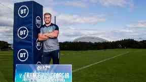 Stuart Hogg: Scotland bored of training without games
