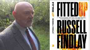 Bill Johnstone's story is told in Russell Findlay's new book.