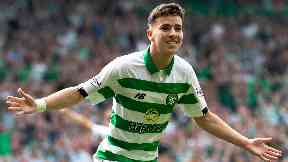 Johnston had missed Celtic's last two games.