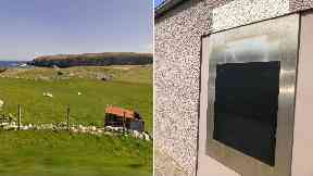 The last cash machine has been removed from the village of Durness.
