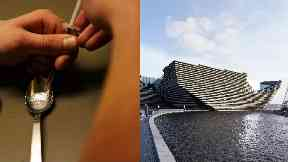 Dundee wants to be known less for drugs and more for attractions like the V&A.