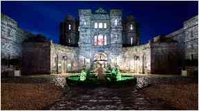 Seton Castle: Been put up for sale for £8m.