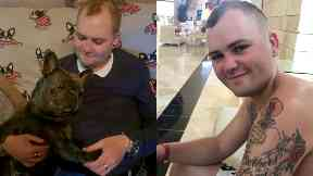 Pet dog dies minutes after owner loses battle with cancer