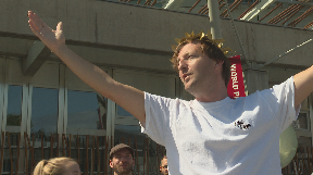 Andrew Maxwell: Juilius Caesar play touches on contemporary politics.