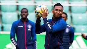 Morelos returns to Rangers team to face Legia Warsaw