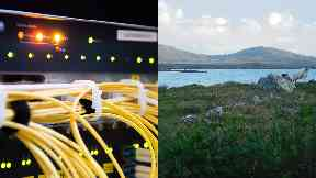 Connected: Full fibre broadband has come to North Uist.