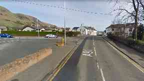 Tillicoultry: The crash happened on the A91.