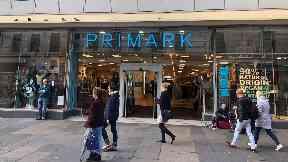 Human trafficking trial: Primark on Argyle Street.