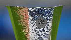 Who could Celtic and Rangers draw in the Europa League?