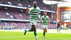 Champ: Celtic beat Rangers 2-0.