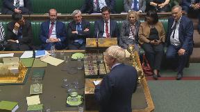 Commons: Boris Johnson suffers further defeat.