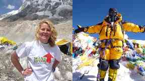 Adventurer: Mollie Hughes wants to ski solo to the South Pole.