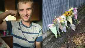 Aaron Rossiter: The 25-year-old was found dead.