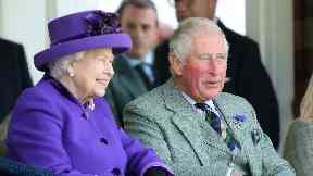 Braemar: The Queen attended.