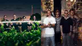 Rock out: Weezer and Fall Out Boy will play at Bellahouston Park.