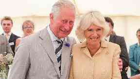 Royal: The couple will visit Garlieston.