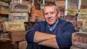 Mark Cranston is fascinated by the history of bricks.