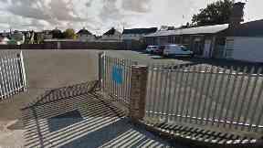 Kilmarnock: Ronald Hardman was jailed.