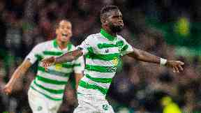 Odsonne Edouard wins SPFL player of the month award