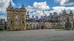 Palace of Holyroodhouse: Andy Wightman said the palace in Edinburgh should be returned to the people.