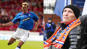 Ricksen: The Rangers hero who fought to the very end
