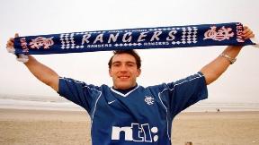 里克森于2000年签约流浪者队。