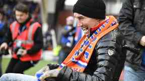 Ricksen was diagnosed with MND in 2013.