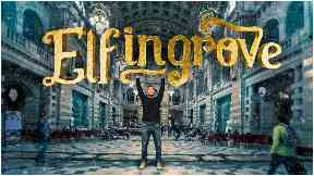 Elfingrove: Oli Norman created the event.