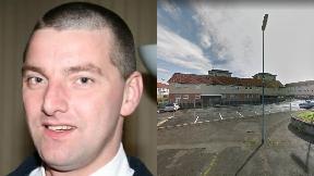 Steven Savage: Found dead in Glasgow flat.