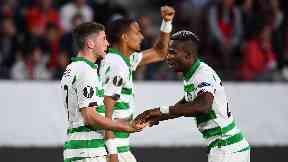 Ryan Christie scored Celtic's equaliser.