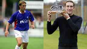 Legend: Ricksen played for Rangers between 2000 and 2006.