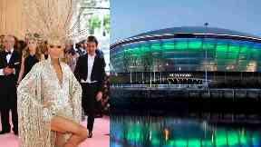 Superstar: Celine Dion will play at The SSE Hydro.